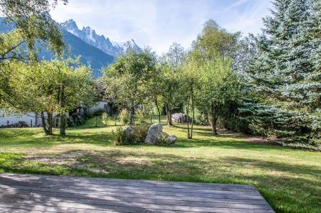 Location au ski Chalet 8 pièces 12 personnes - Chalet la Persévérance - Chamonix - Séjour