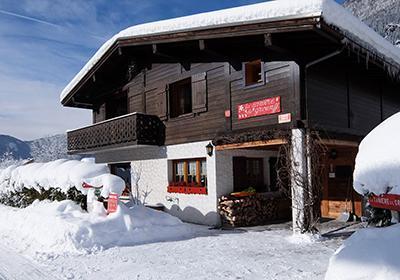 Location au ski Chalet La Taniere - Chamonix