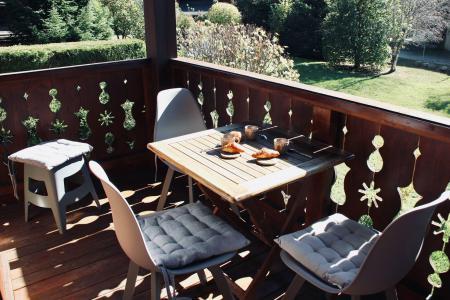 Location au ski Appartement 3 pièces 4 personnes (GOLF) - Chalet le Col du Dôme - Chamonix - Chambre