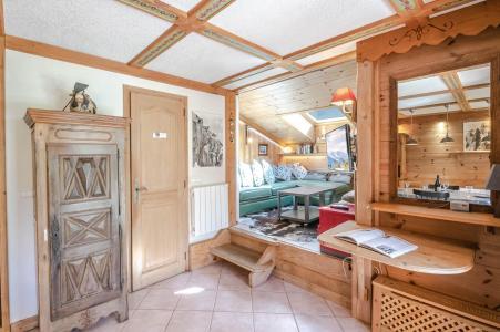 Location au ski Appartement 3 pièces 4 personnes (PIC) - Chalet le Col du Dôme - Chamonix - Appartement
