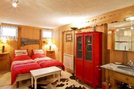 Location au ski Appartement 3 pièces 4 personnes (PIC) - Chalet Le Col Du Dome - Chamonix - Chambre