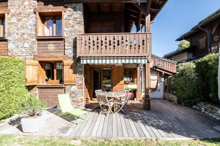Location au ski Appartement 3 pièces 4 personnes (PIC) - Chalet le Col du Dôme - Chamonix - Chambre