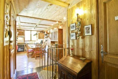 Location au ski Appartement 3 pièces 4 personnes (PIC) - Chalet Le Col Du Dome - Chamonix - Tv