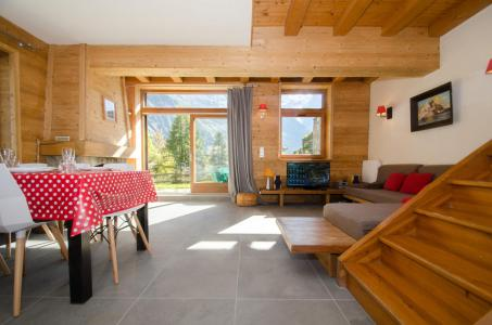 Location au ski Chalet le Panorama - Chamonix - Appartement
