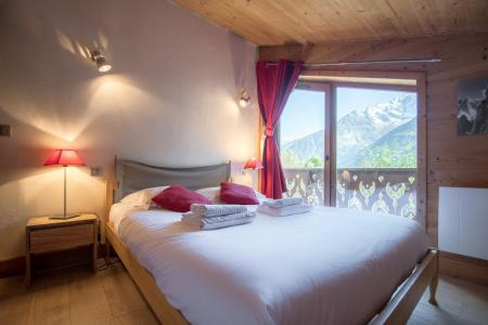Rent in ski resort 4 room chalet 6 people - Chalet le Panorama - Chamonix