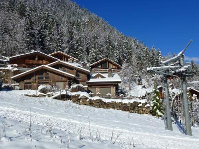 Location au ski Chalet le Panorama - Chamonix