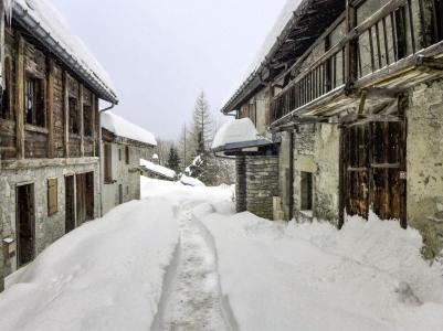 Rent in ski resort 3 room apartment 5 people (3) - Chalet le Tour - Chamonix - Winter outside