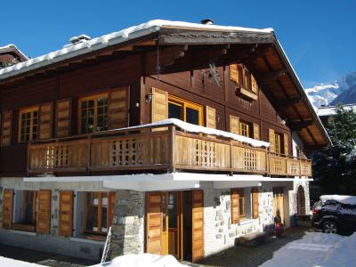 Location à Chamonix, Chalet le Yatagan