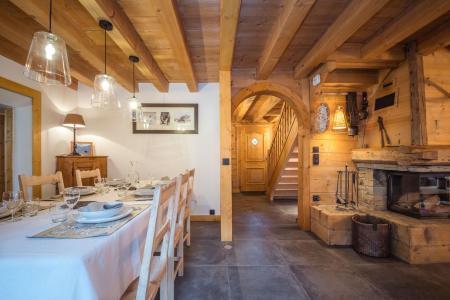 Location au ski Chalet 7 pièces 10 personnes - Chalet Macha - Chamonix
