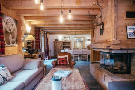 Location au ski Chalet 6 pièces 8 personnes - Chalet Macha - Chamonix - Appartement