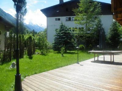 Location au ski Chalet 7 pièces 10 personnes - Chalet Macha - Chamonix - Baignoire d'angle