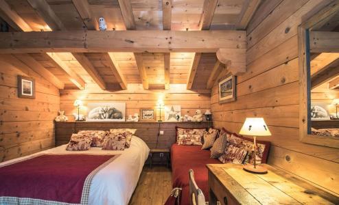 Location au ski Chalet 7 pièces 10 personnes - Chalet Macha - Chamonix - Salle à manger