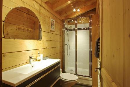 Location au ski Chalet 7 pièces 10 personnes - Chalet Macha - Chamonix - Séjour