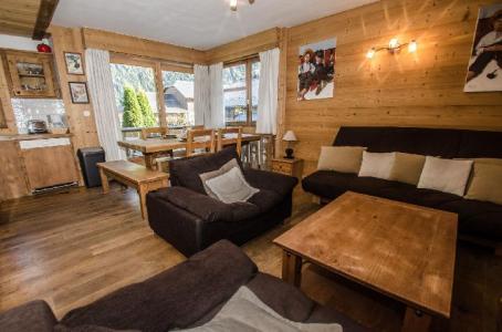 Location au ski Appartement 3 pièces 6 personnes (COUCOU) - Chalet Makalu - Chamonix