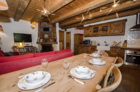 Location au ski Appartement 3 pièces 6 personnes (ODYSSEE) - Chalet Makalu - Chamonix