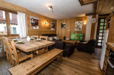 Location au ski Appartement 3 pièces 6 personnes (COUCOU) - Chalet Makalu - Chamonix - Appartement