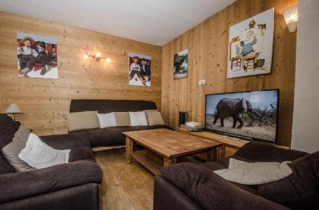 Location au ski Appartement 3 pièces 6 personnes (COUCOU) - Chalet Makalu - Chamonix - Canapé