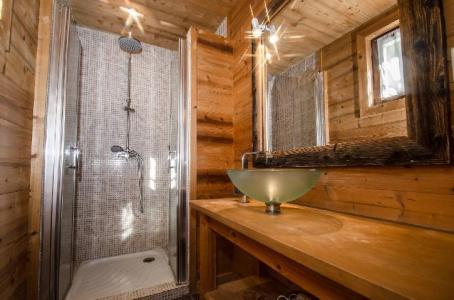 Location au ski Appartement 3 pièces 6 personnes (COUCOU) - Chalet Makalu - Chamonix - Chambre