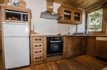 Location au ski Appartement 3 pièces 6 personnes (COUCOU) - Chalet Makalu - Chamonix - Cuisine