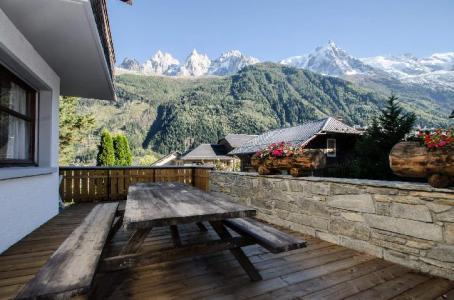 Location au ski Appartement 3 pièces 6 personnes (COUCOU) - Chalet Makalu - Chamonix - Cuisine ouverte