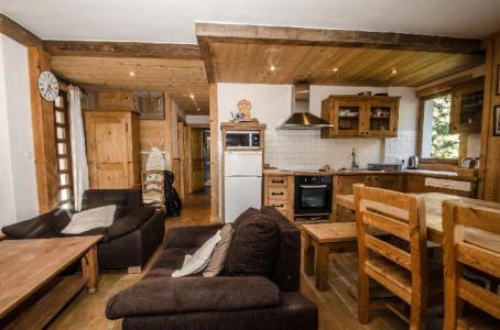 Location au ski Appartement 3 pièces 6 personnes (COUCOU) - Chalet Makalu - Chamonix - Douche