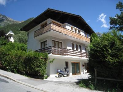 Location au ski Appartement 3 pièces 6 personnes (COUCOU) - Chalet Makalu - Chamonix - Extérieur hiver
