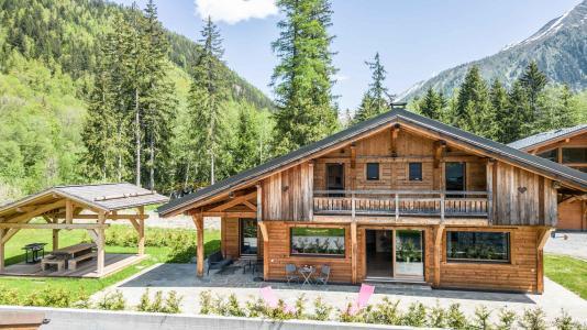 Rent in ski resort Chalet Marius - Chamonix