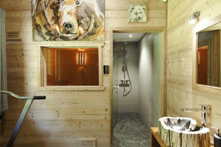 Rent in ski resort 6 room duplex chalet 10 people (Marius) - Chalet Marius - Chamonix