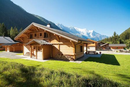 Location Chamonix : Chalet Marius hiver