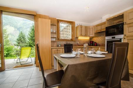 Location au ski Appartement 2 pièces 4 personnes - Chalet Mona - Chamonix