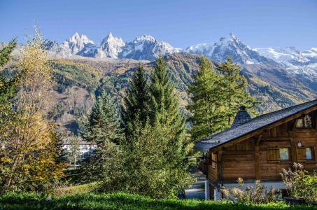 Location Chamonix : Chalet Mona hiver