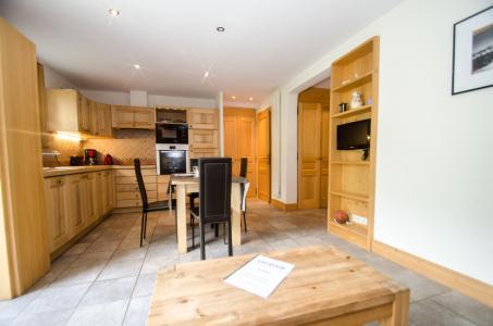 Location au ski Appartement 2 pièces 4 personnes - Chalet Mona - Chamonix - Appartement