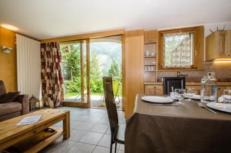 Location au ski Appartement 2 pièces 4 personnes - Chalet Mona - Chamonix - Douche