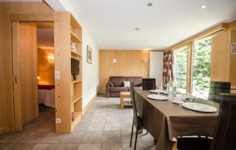 Location au ski Appartement 2 pièces 4 personnes - Chalet Mona - Chamonix - Table basse