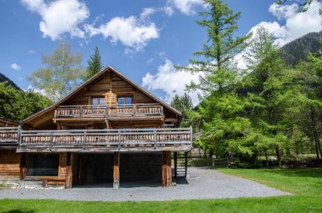 Location au ski Chalet Peyrlaz - Chamonix
