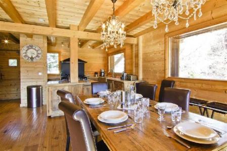 Location au ski Chalet 6 pièces 10 personnes - Chalet Peyrlaz - Chamonix - Séjour