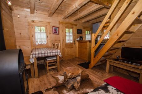 Location au ski Appartement duplex 2 pièces 3 personnes - Chalet Sepia - Chamonix