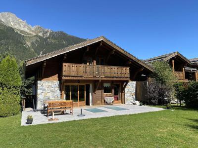Location au ski Chalet 5 pièces 7 personnes - Chalet Serac - Chamonix