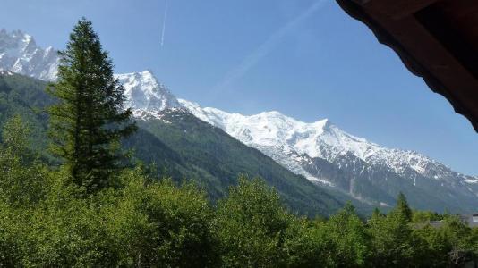 Location au ski Chalet 5 pièces 7 personnes - Chalet Serac - Chamonix - Salle à manger