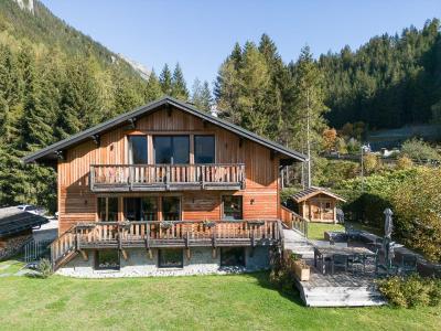 Rent in ski resort Chalet Sixtine - Chamonix