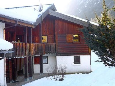 Rent in ski resort 2 room apartment 4 people (1) - Clos des Outannes - Chamonix - Winter outside
