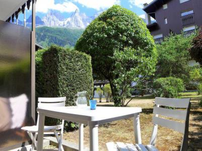 Rent in ski resort 1 room apartment 3 people (22) - Clos du Savoy - Chamonix - Apartment