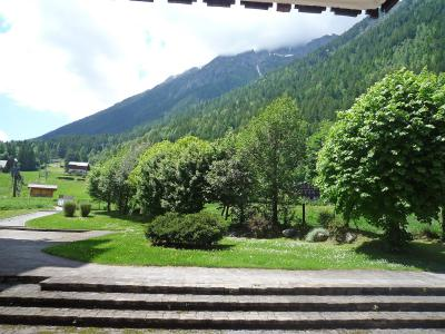 Rent in ski resort 2 room apartment 2 people (10) - Clos du Savoy - Chamonix - Apartment