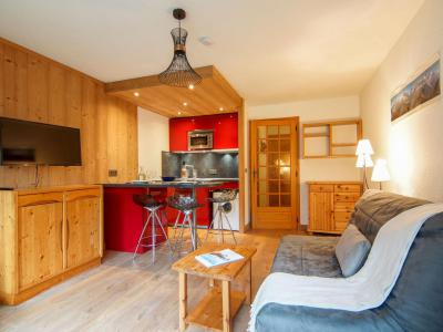 Rent in ski resort 2 room apartment 4 people (8) - Clos du Savoy - Chamonix - Apartment