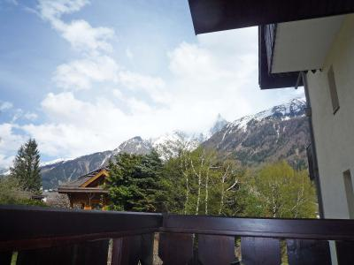 Rent in ski resort 1 room apartment 4 people (15) - Clos du Savoy - Chamonix