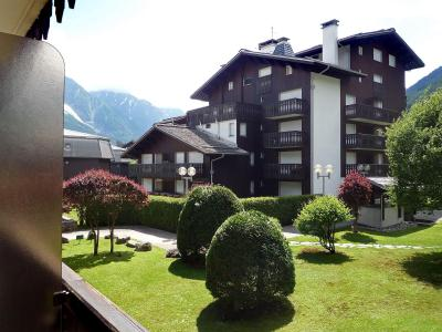 Rent in ski resort 2 room apartment 4 people (8) - Clos du Savoy - Chamonix