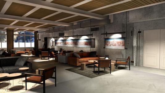 Rent in ski resort Folie Douce Hôtel - Chamonix - Apartment