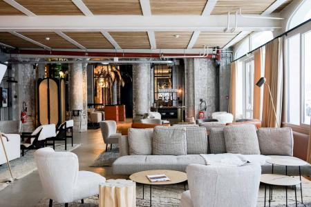 Rent in ski resort Folie Douce Hôtel - Chamonix - Inside