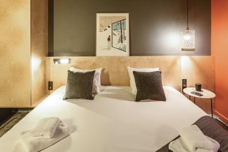 Rent in ski resort Folie Douce Hôtel - Chamonix - Bedroom