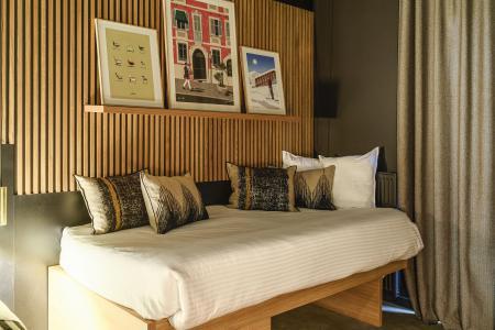 Rent in ski resort Folie Douce Hôtel - Chamonix - Bench seat
